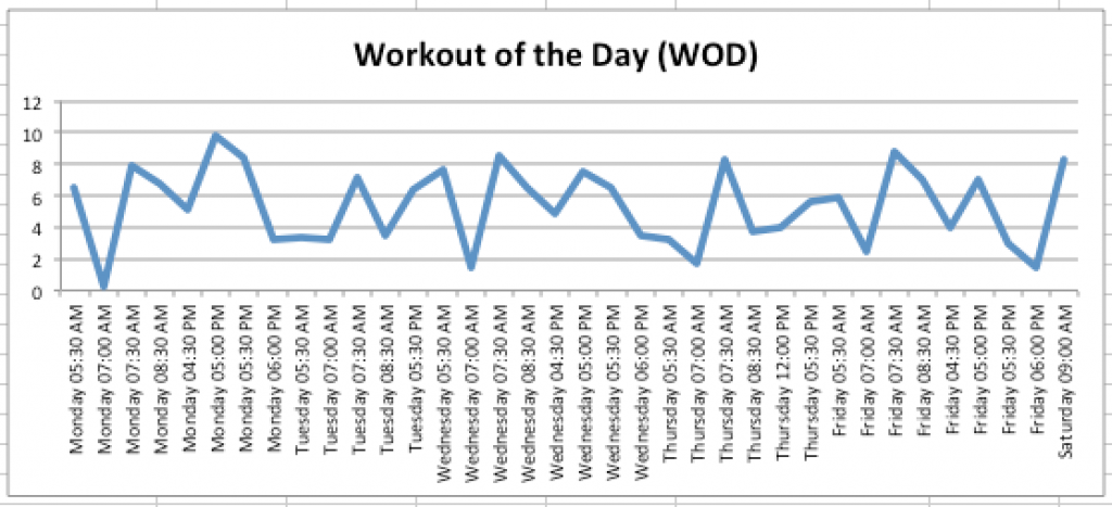 Individual-Workout-data